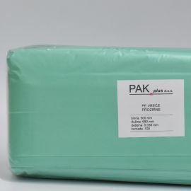 PE vreća prozirna 500x680x0,038 mm