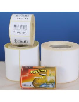 Etikete 58x43 mm tiskane