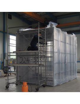 Pakiranje PE folijom