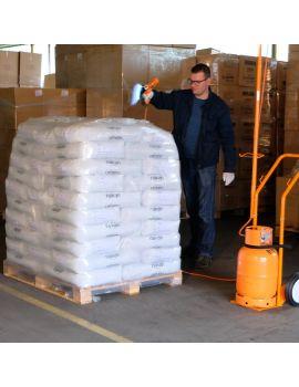 Usluga pakiranja palete  PE vrećom