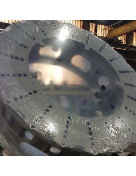 PE folija 6500x0,15 prozirna UV 36 mjeseci