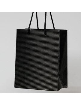 Ukrasna vrećica  crna 20x25 cm